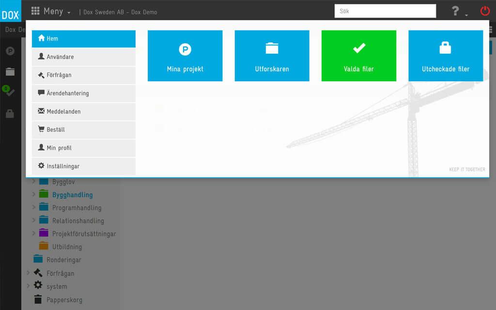 dox_menu